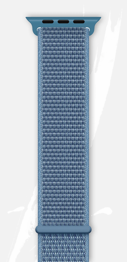 Nylon Apple Watch Straps